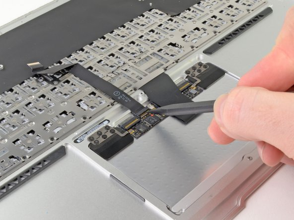 "MacBook Air 13"" Mid 2012 Upper Case Replacement"
