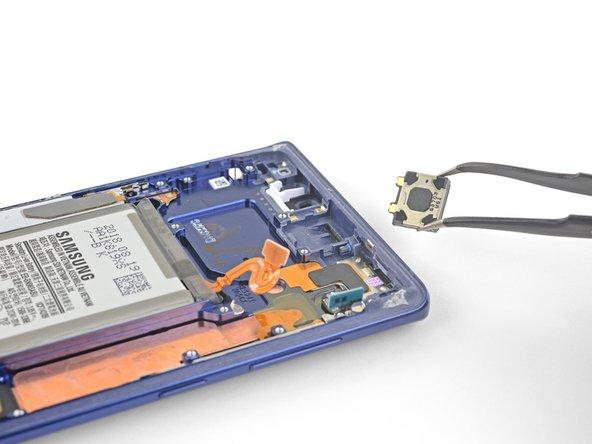 Samsung Galaxy Note9 Earpiece Speaker Replacement