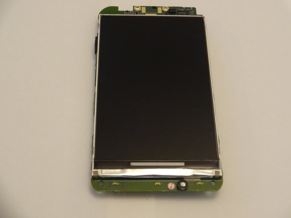 Caterpillar B15 LCD Replacement