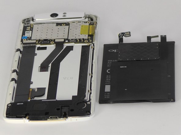 OPPO N1 Battery Replacement