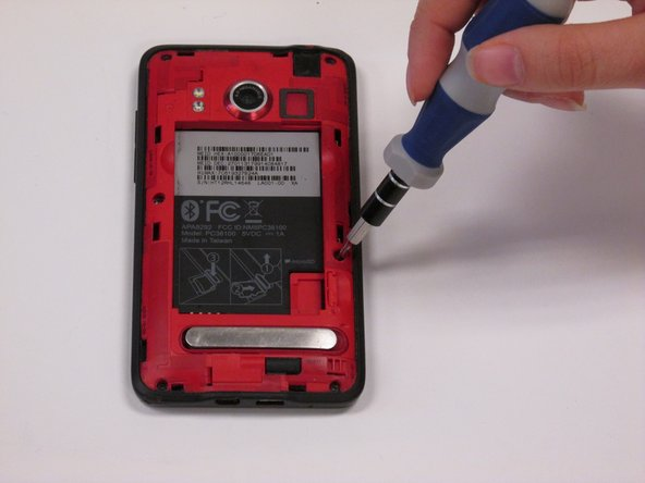 HTC EVO 4G Power Button Replacement