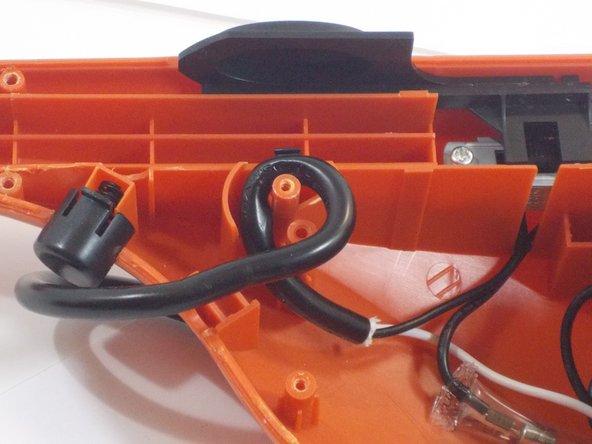 Eureka 1660SP External Start Switch Realignment
