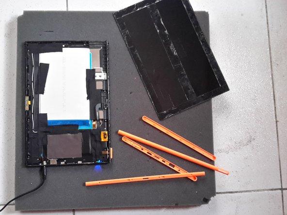Irulu walknbook Windows 10 tablet  battery Replacement