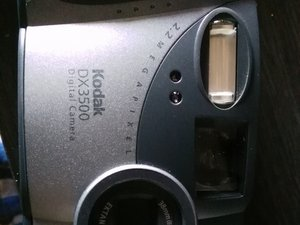 Kodak DX3500 Digital Camera  Teardown