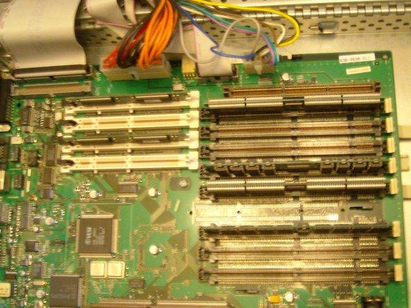 RAM and VRAM slots!