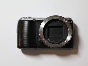 Sony Alpha NEX-C3 Repair