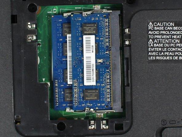 Toshiba Satellite C55-A5310 RAM Replacement