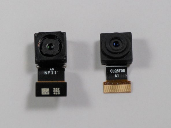 Xiaomi Redmi Note Rear Camera Replacement