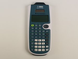 Texas Instruments TI-30 XS Multiview Repair