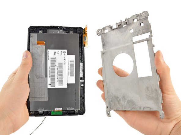 Kindle Fire Frame Replacement
