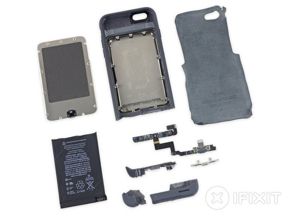 Smart Battery repairability 2 out of 10 (10 is easiest to repair):