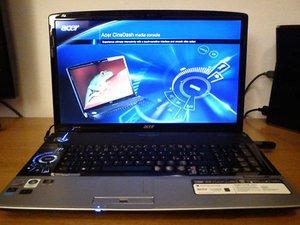 Acer Aspire 8920g Repair