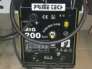 primetech mig200 MIG welder Repair