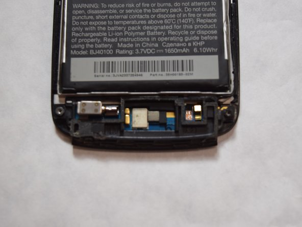 HTC One S Speaker Replacement
